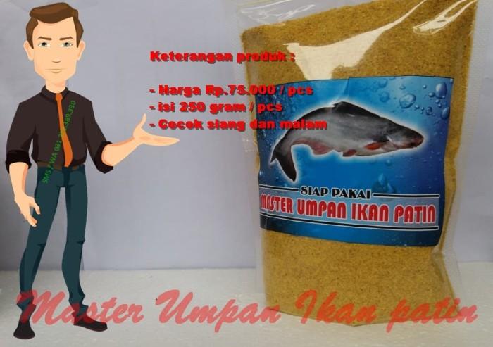 Foto Produk umpan pelet ikan patin siap pakai dari Master Essen Ikan