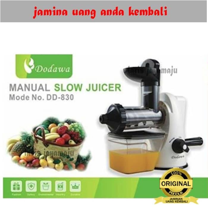 Katalog Slow Juicer Travelbon.com