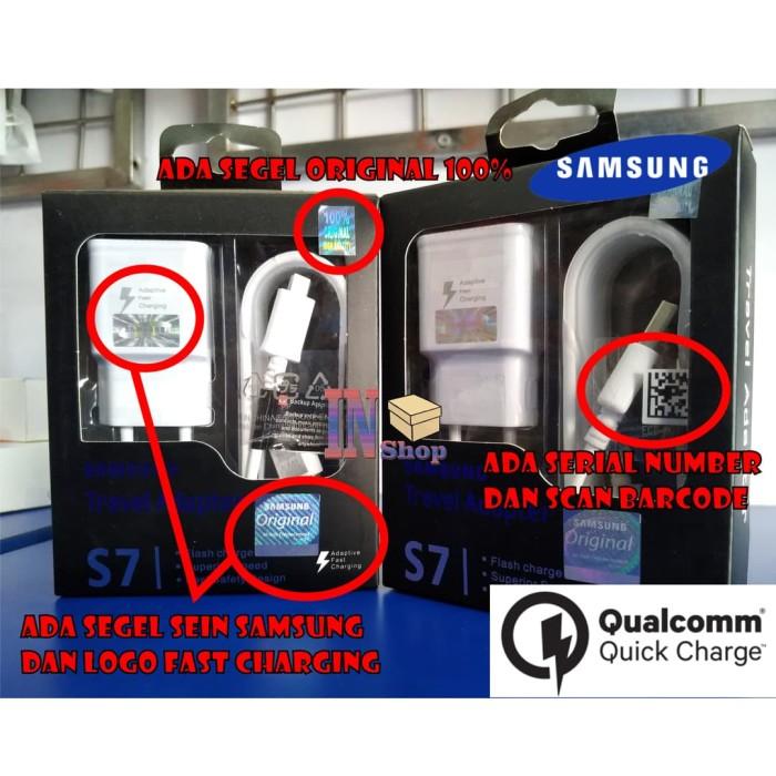 harga Charger fast charging samsung galaxy s7 / ep-ta20ewe 2a original 100% Tokopedia.com