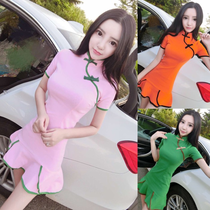 Katalog Model Baju Cheongsam Wanita Travelbon.com