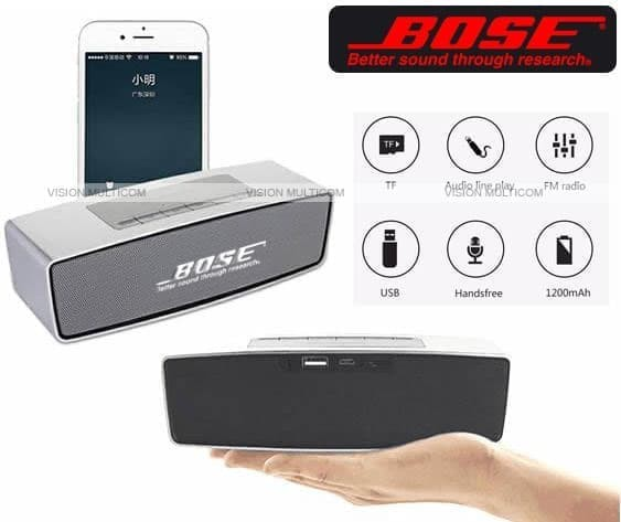 harga Bose sound link mini wireless speaker bluetooth Tokopedia.com