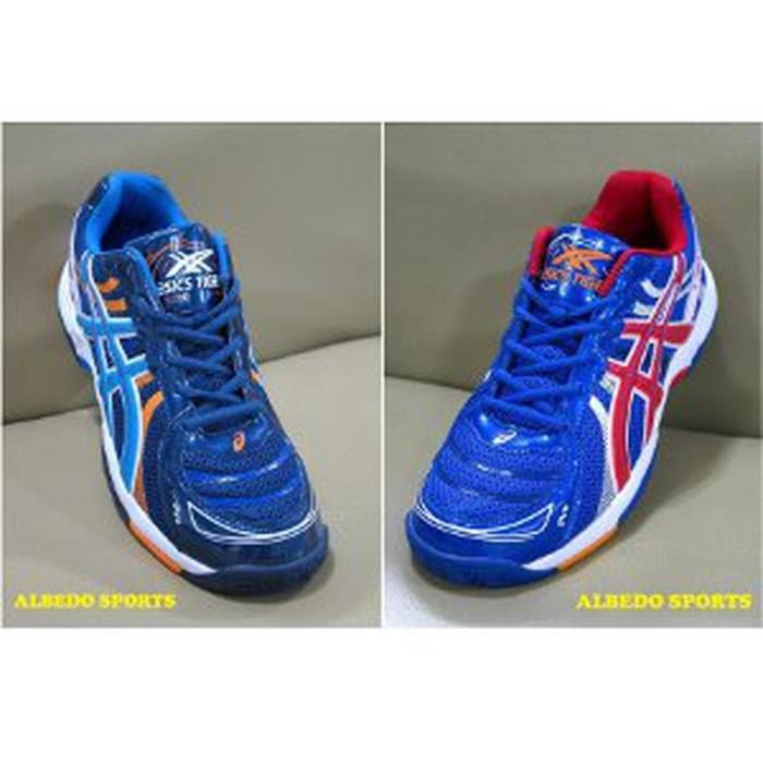 Jual Sepatu Voli Volly Volley Asics Tiger model G-Force Mizuno OL391 ... 491d7c7023