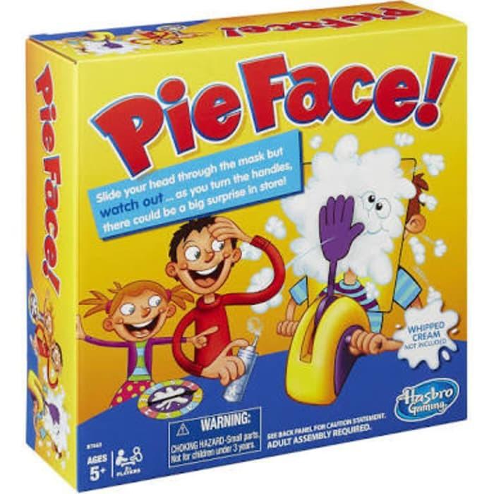 Foto Produk PIE FACE GAMES / permainan keluarga seru family running man game seru dari KIREI ACCESORIES