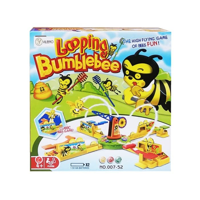 Foto Produk LOOPING BUMBLEBEE GAME / permainan keluarga running man games bumblebe dari SYAHIRA SHOPE