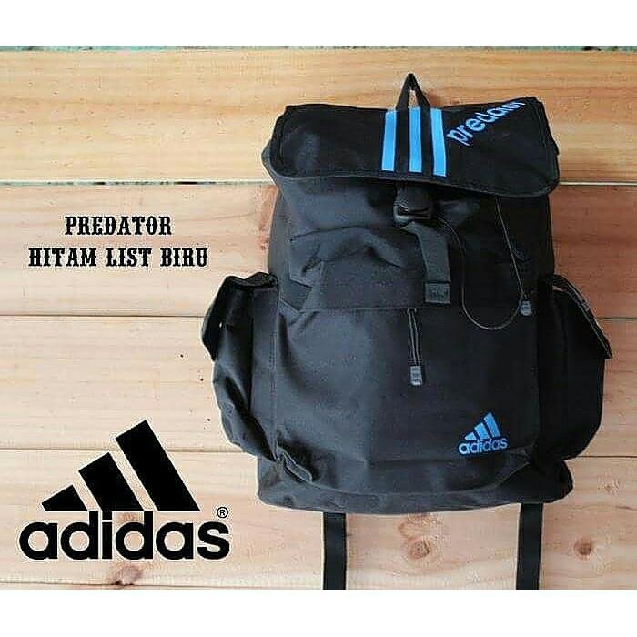 a058b637e10 Jual Tas Adidas Predator//Tas Ransel//Tas Gendong//Tas Sport - Kota ...