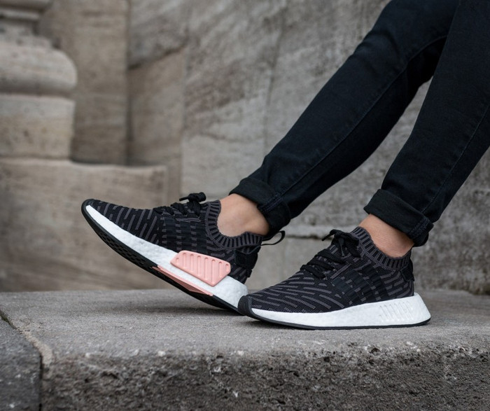 Jual Adidas Nmd R2 Core Black Premium Original Sepatu Pria