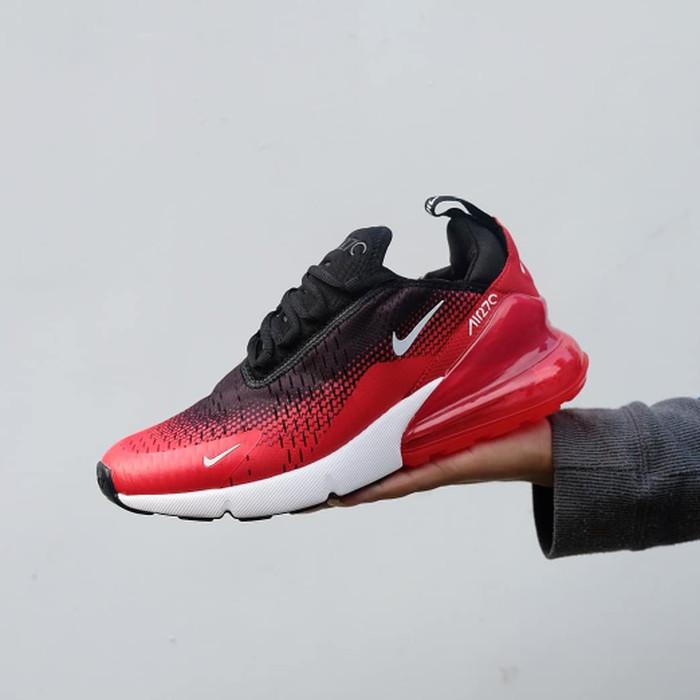 476705eb60af Jual Nike Airmax 270 Black Red Premium Original   Air Max Sepatu ...