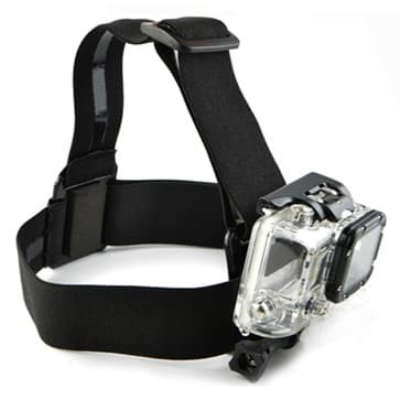 harga Elastic adjustable head strap with simple anti-slide glue for xiaomi y Tokopedia.com