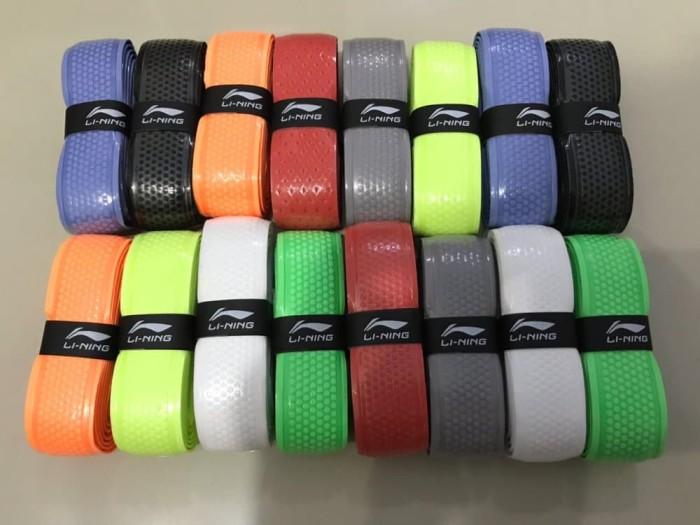 harga Grip badminton bulutangkis karet li-ning linning gp 17 Tokopedia.com