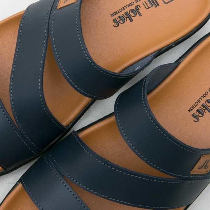 Jual Sandal Jim Joker Ben 3s Sandals Navy Original - Sukses alfarizi ... 2750b43cdc