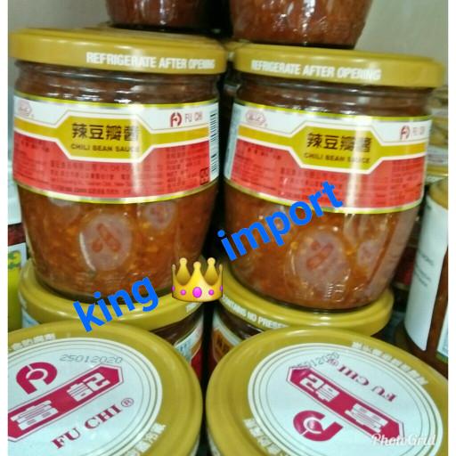 harga Fu chi chilli bean sauce 400gr/ doupachiang chili 14oz tobanjan Tokopedia.com
