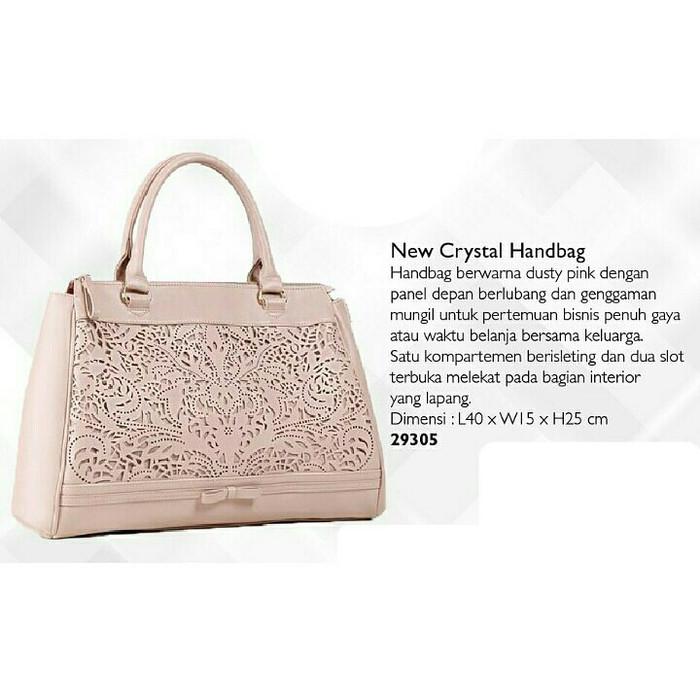 Tas Oriflame New Crystal Bag Handbag