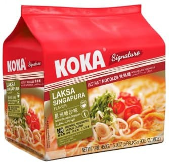 harga Koka instant noodles laksa 5s Tokopedia.com