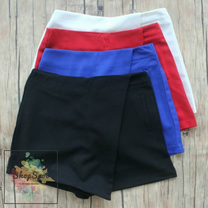 Promo ONE LAYER SKORT by