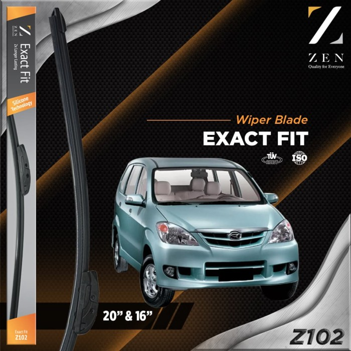 Exact fit Rear Wiper Blade 30cm RB1