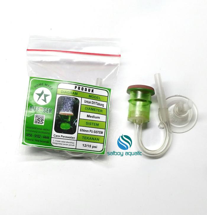 harga Diffuser co2 by ys diffuser size m bisa untuk diy dan tabung Tokopedia.com