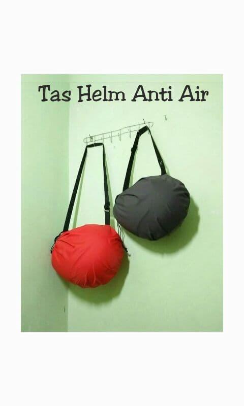 harga Tas helm sarung helm cover helm untuk motor anti air model serut Tokopedia.com
