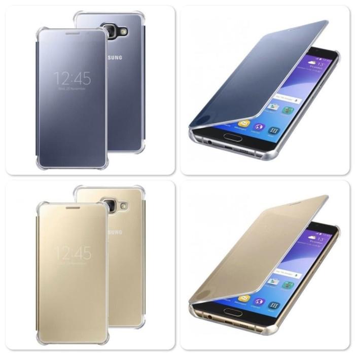 buy popular 9f5f2 ce542 Jual ORIGINAL SAMSUNG Clear View Cover Galaxy A5 2016 - Kota Tangerang -  Instan mart 88 | Tokopedia