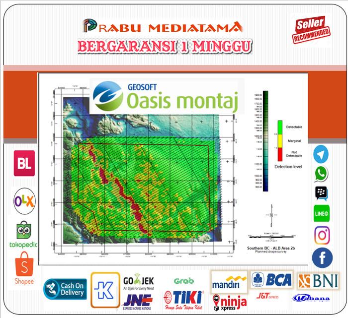 Target Oasis Montaj