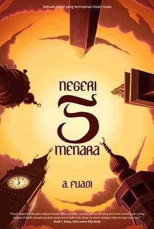 Ebook Novel Rantau 1 Muara