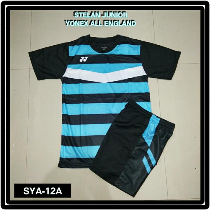 harga Stelan anak(junior)-baju badminton-baju tenis 10c Tokopedia.com