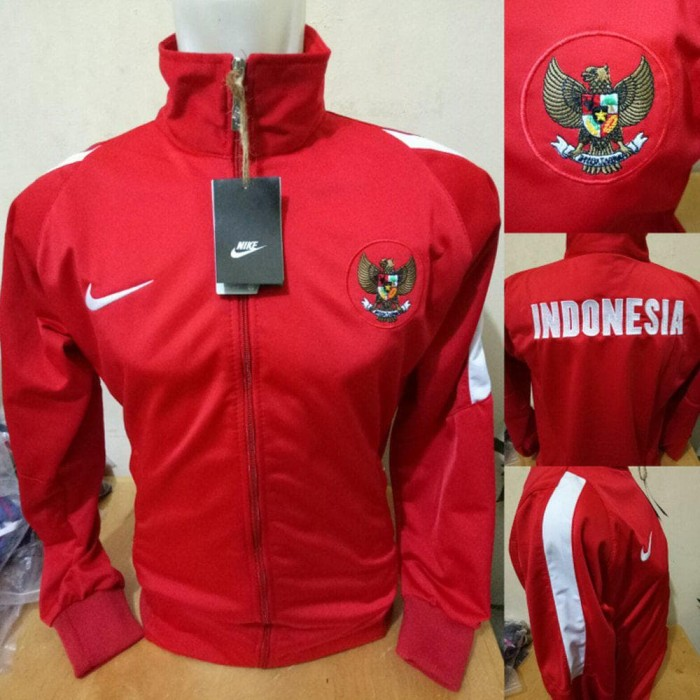 Jual Jaket - Timnas Indonesia Home Merah 2017-2018 GRADE ORI Je635 ... 1fbf3474d1
