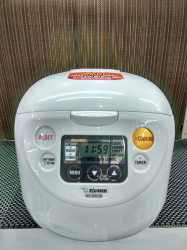 harga 18l rice cooker zojirushi waq18.best quality. Tokopedia.com
