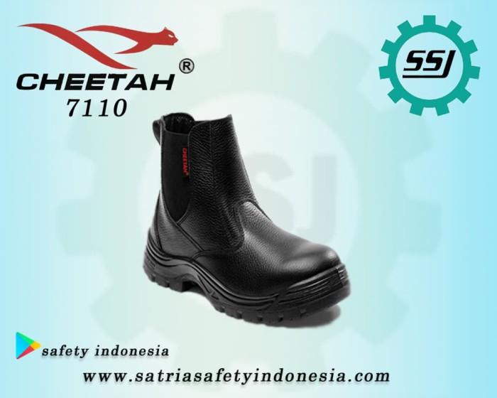 Jual Sepatu Safety Cheetah 7110 H - Satria Saftindo  be5c5bc827