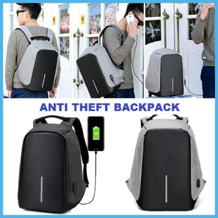 Smart Backpack Plus Tas Anti Maling Plus Sling Bag - Katalog Harga ... 075e4fb35c