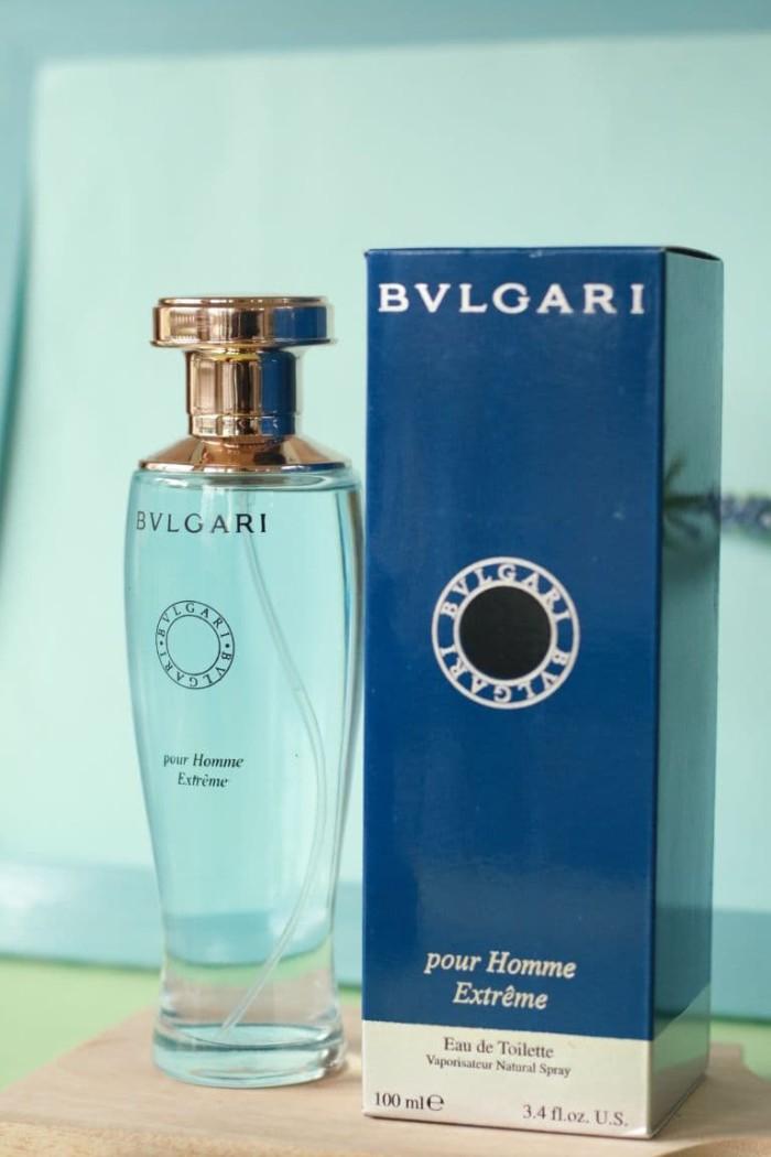 Jual Parfum Bvlgari Extreme Pour Homme Bulgari Pria Home Murah