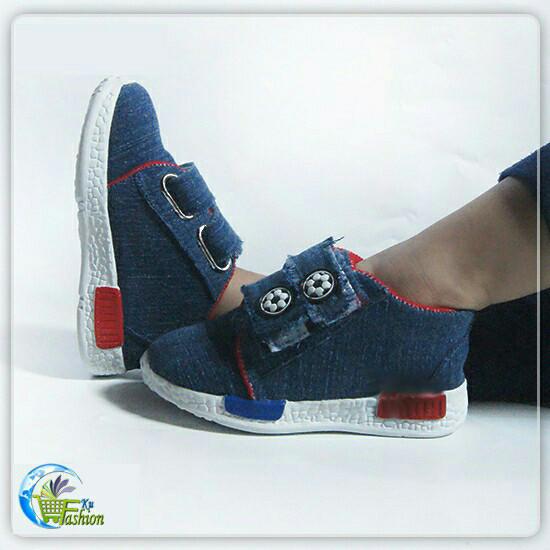harga Sepatu kets sneakers anak laki-laki sepatu levis bola anak bayi cowok Tokopedia.com
