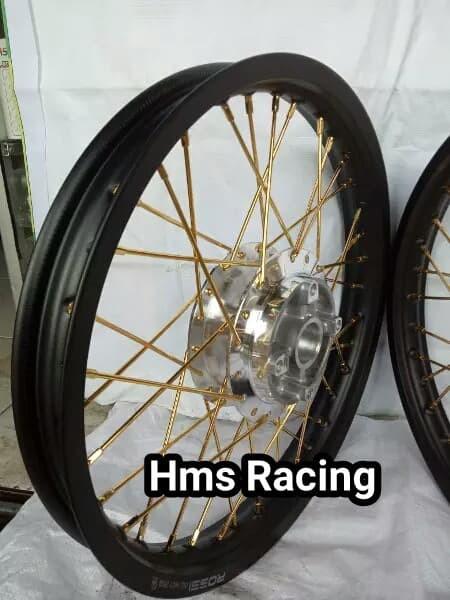 Jual Sepaket Velg Rossi Ring 17 Motor Mio Sporty Mio Soul Mio J Fino