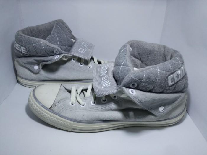 8dd8d500ae46 Converse Chuck Taylor All Star PC Peel Back Mid Grey Size 44 Bekas Ori