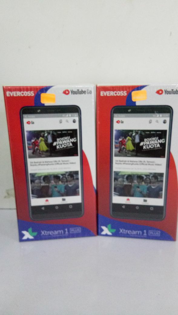 harga Evercross xtream 1 plus unlimited youtube setahun Tokopedia.com