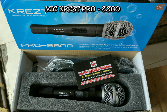harga Micropon / mic krezt pro - 8800 Tokopedia.com