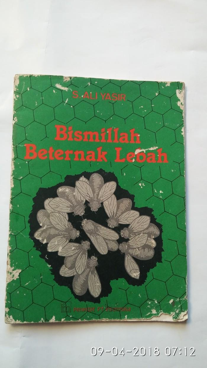 Jual Buku Beternak Lebah Buku Bekas Lawas Klasik Jadul 1985 Kota Tasikmalaya Bukbek Store
