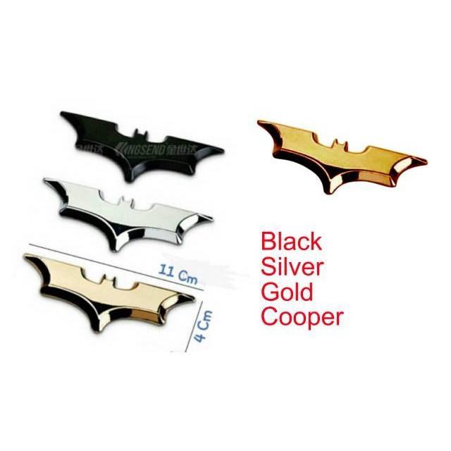 harga Cool emblem metal solid batman polos stiker hp mobil motor aksesoris Tokopedia.com
