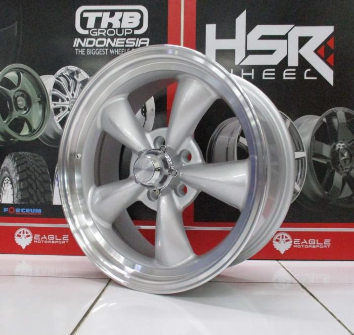 harga Velg racing mobil ring 15 hsr ridler lebar 7/8 lubang 5 model celong Tokopedia.com