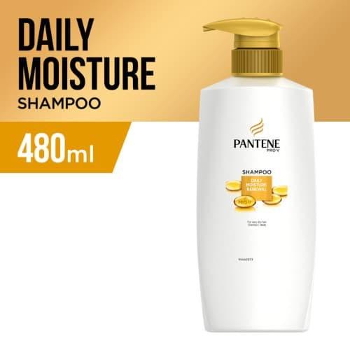 harga Pantene shampoo daily moisture repair 480 ml Tokopedia.com
