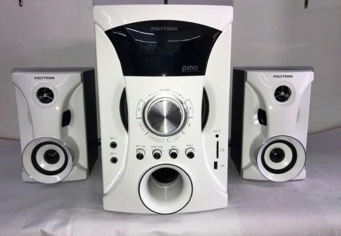 harga Speaker aktif polytron pma9505 / pma 9505 bluetooth remot usb karaoke Tokopedia.com