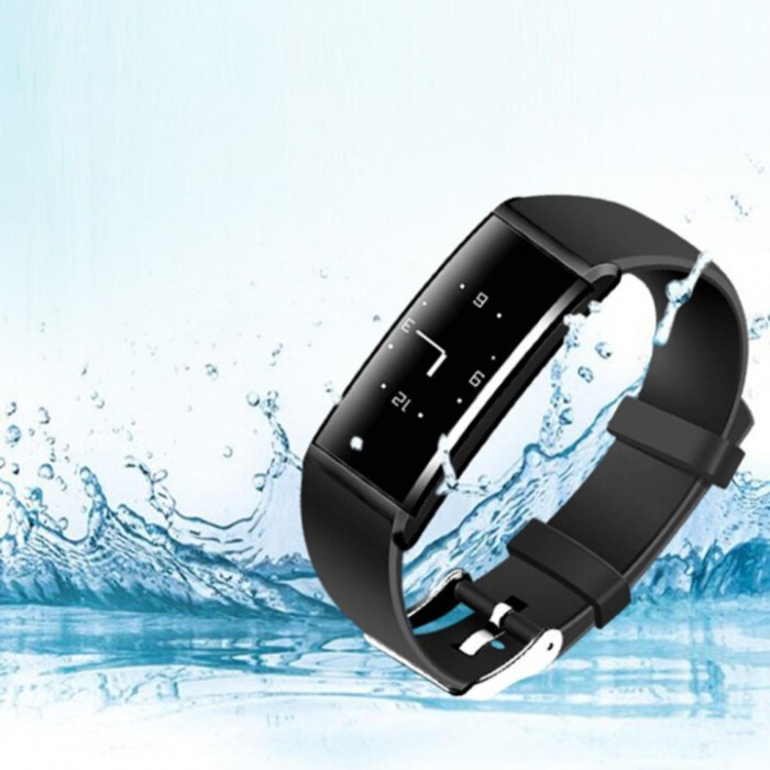harga X9 smart watch sport wristband bracelet heart rate monitor pedometer Tokopedia.com