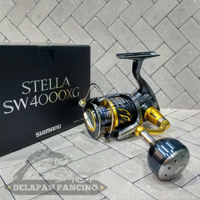 harga Reel shimano stella sw 4000 xg Tokopedia.com