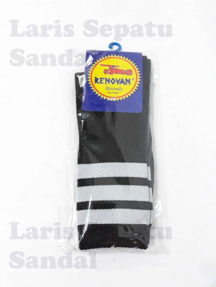 Kaos Kaki Sepatu Kodachi / Sepatu Capung / Warrior / Old School/ Hitam