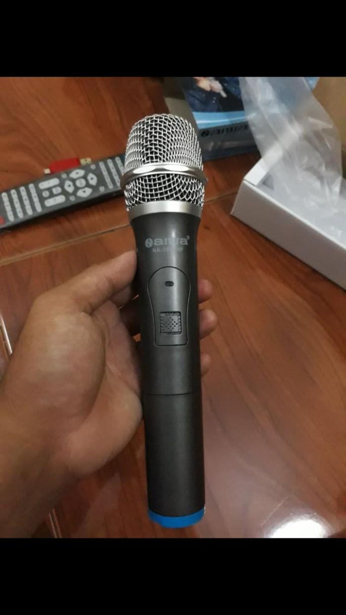 harga Aiwa naiwa single original tunggal microphone mic wireless mik wireles Tokopedia.com