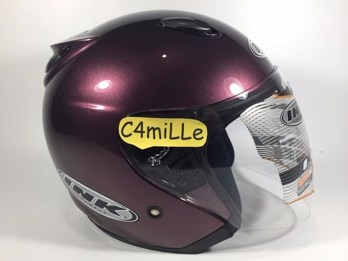 NEW Helm INK Centro Original 100 Purple BEST 3