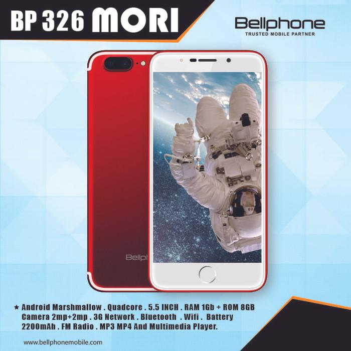 harga Bellphone bp 326 mori layar 55 inch + bonus power bank 3800 mah Tokopedia.com