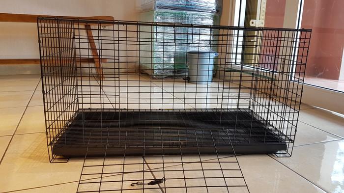 harga Kandang kelinci octagon rs30 large rabbit cage Tokopedia.com