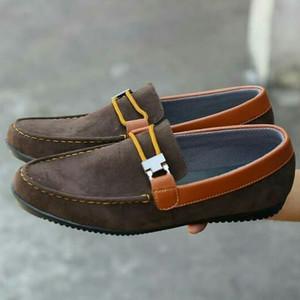 Jual Fashion Pria Sepatu Casual Kickers Slop Levin Original Handmade ... 906445dc5f