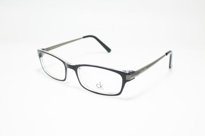 Jual Frame Kacamata Wanita Pria Minus Murah Calvin Klein 7210 Hitam ... 11e9d88a1b