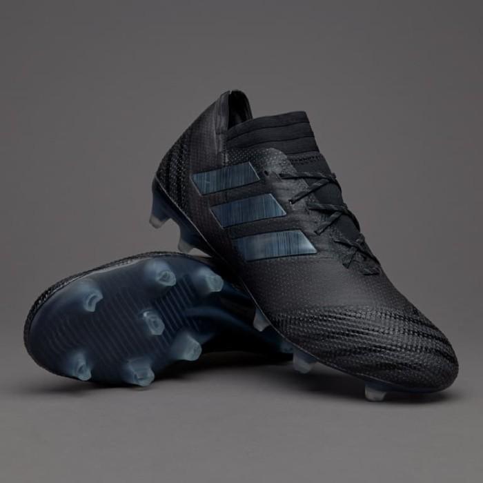 Jual Sepatu Bola Adidas Original Nemeziz 17 1 Fg Core Black Bb6076